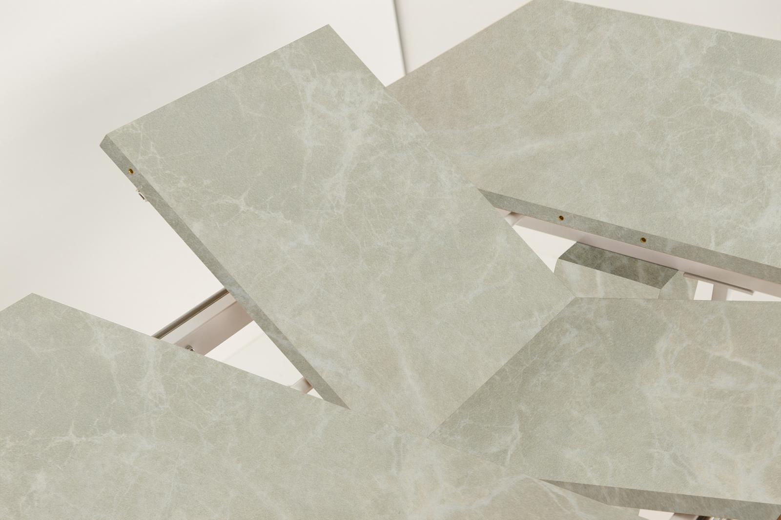 Imitacja Marmuru stół rozkładany