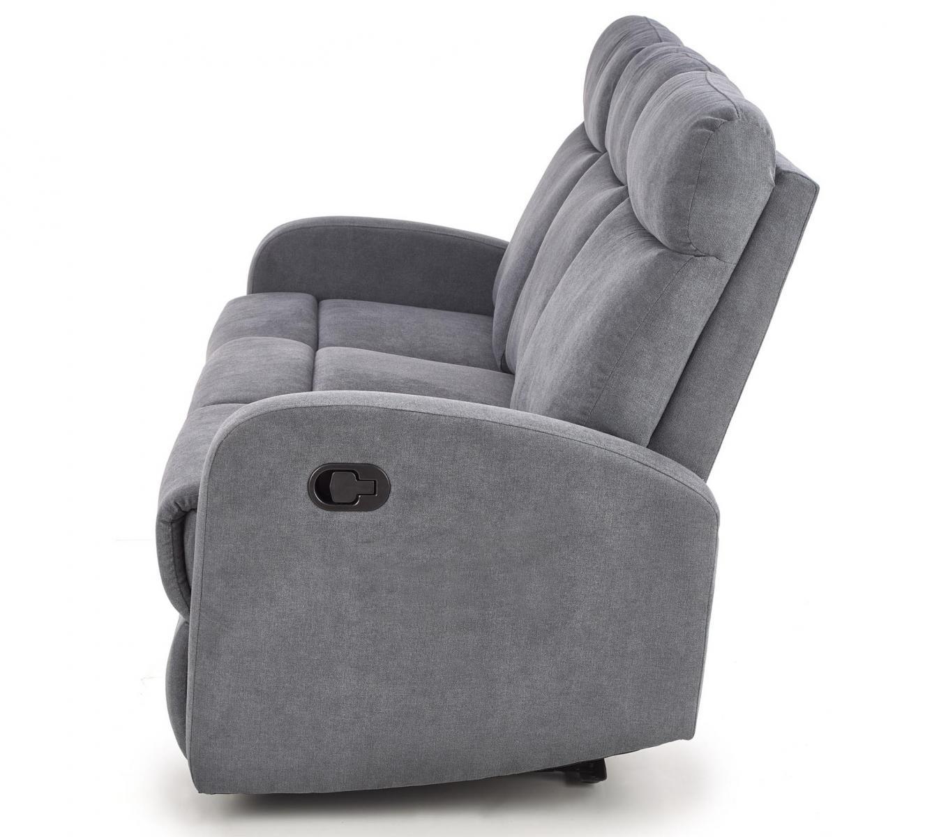 Sofa 3-osobowa z zestawu wypoczynkowego OSLO
