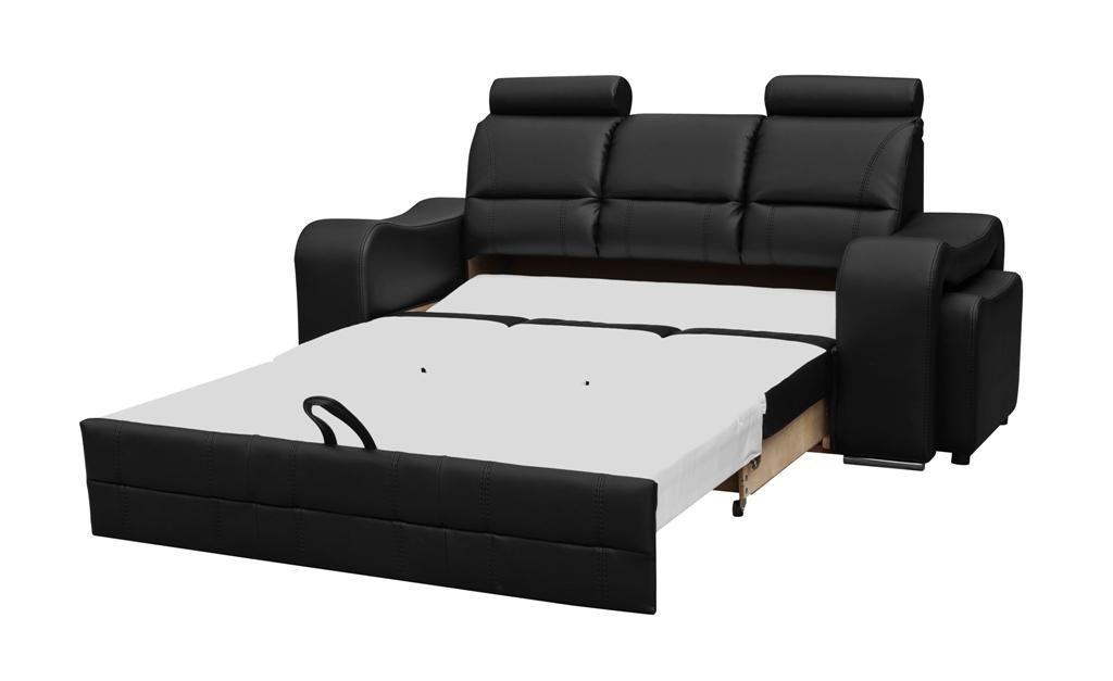 Eko-skóra - sofa Wenus