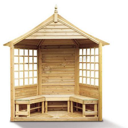 Pavilon Trapezowy Edwardian średni 235 x 326 sklep internetowy