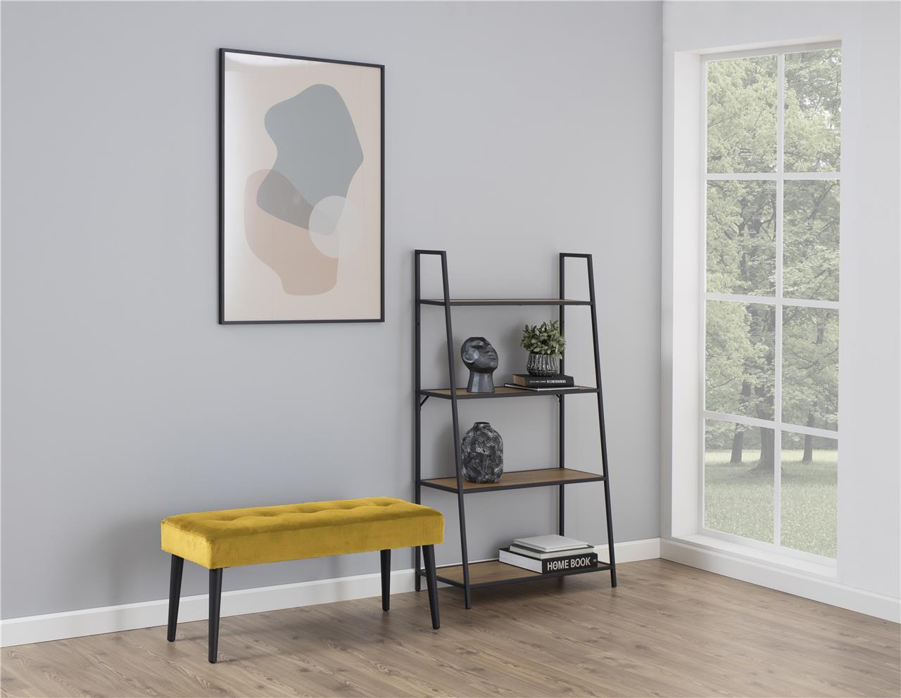 pikowana ławka