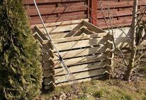 Kompostownik Garden h75 x 104 x 104 /GCOM1/