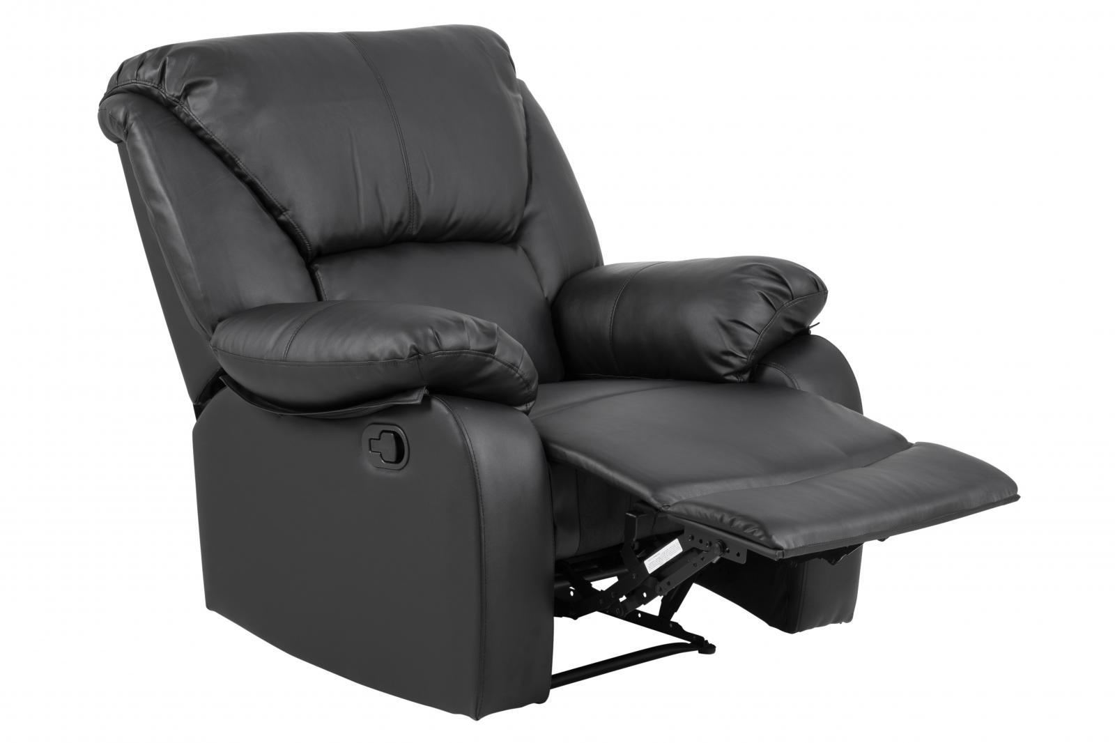 Actona Helskinki fotel z funkcją relaksu