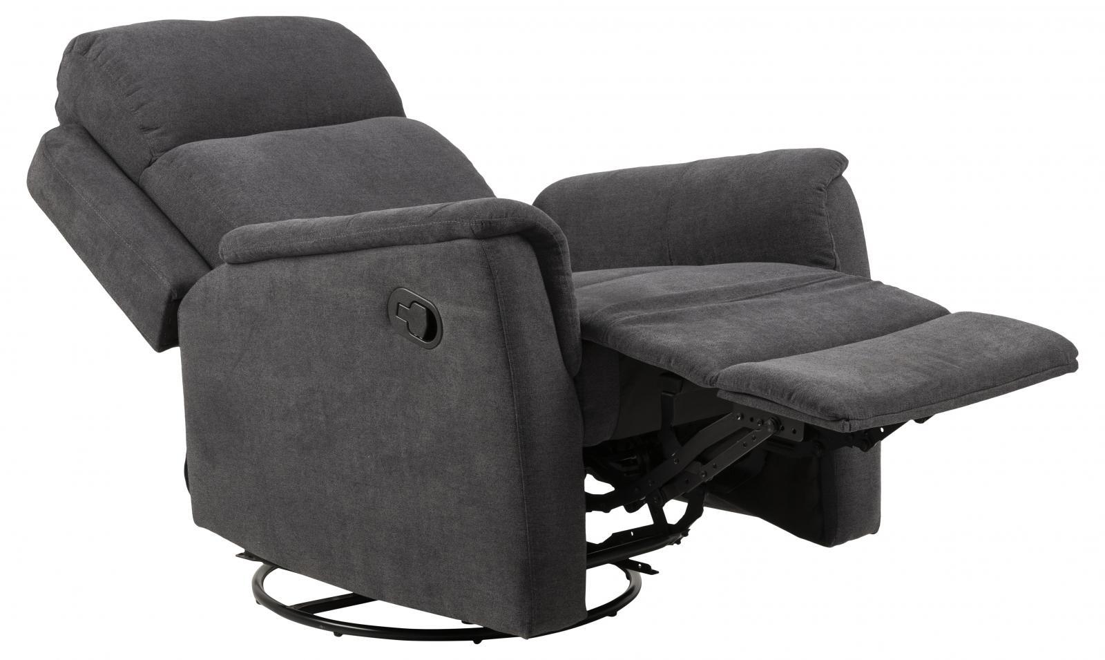 Fotel Actona Tornio funkcja relaksu