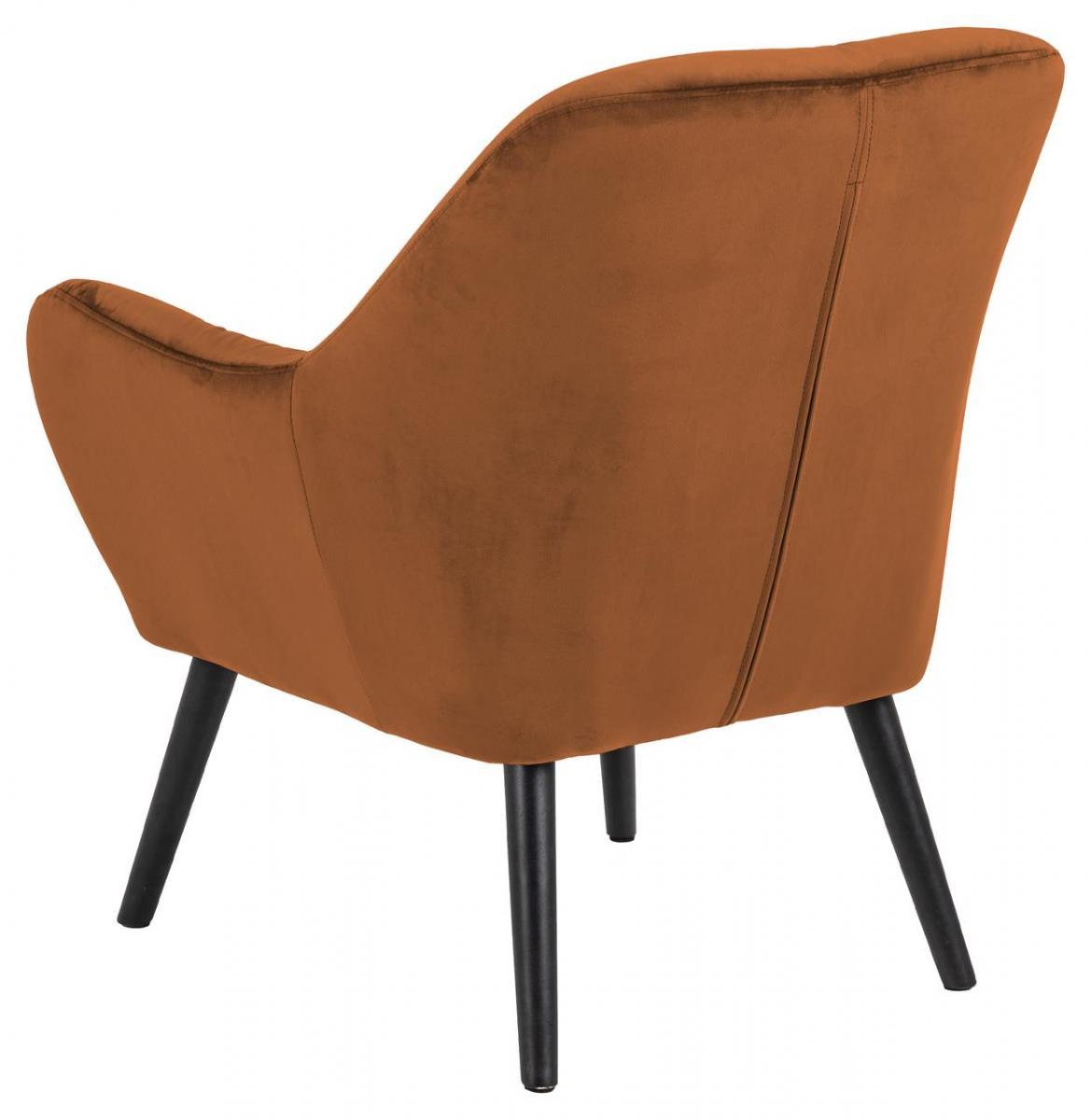 fotel retro Actona
