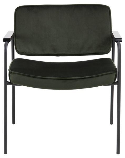 krzesło ciemnozielone Molly