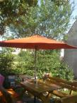 parasol ogrodowy Alu pro 305