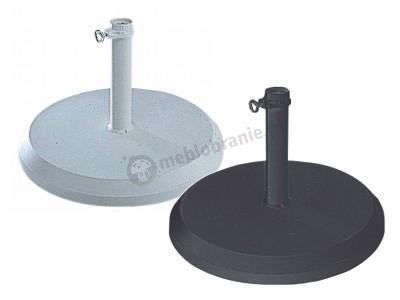 Podstawa do parasola betonowa PE 25 kg