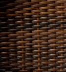 Bello Giardino brązowy technorattan