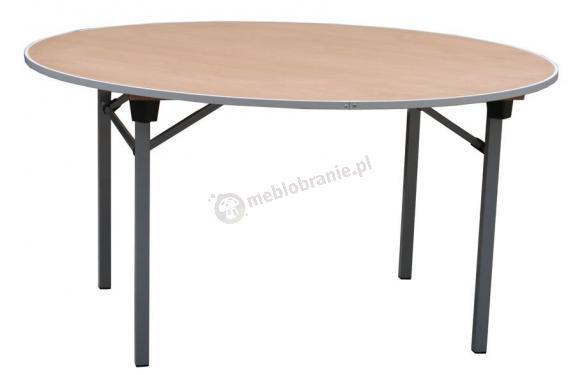 Stół bankietowy okrągły 160 cm