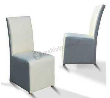 Krzesło pełne 98cm Eko-skóra