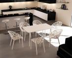 eleganckie i nowoczesne krzesło