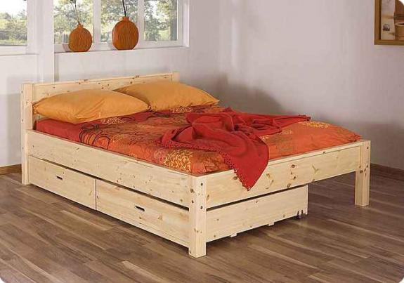 Łóżko Luca