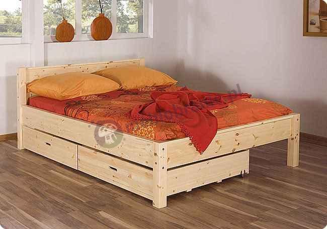 Łóżko Luca 140x200