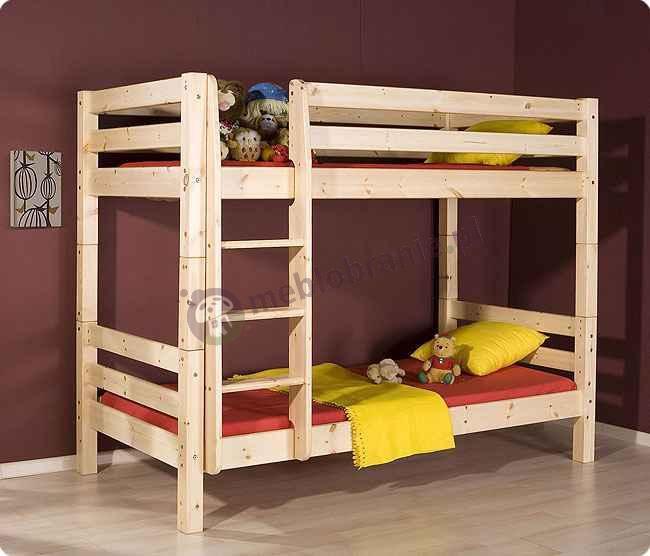 Łóżko Sofus