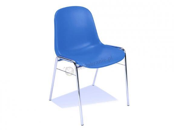 Beta krzesło konferencyjne bez podłokietników