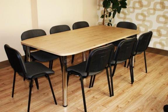 Stół konferencyjnySamba, możliwe ustawienie
