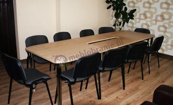 Stół konferencyjny dla 10 osób Samba