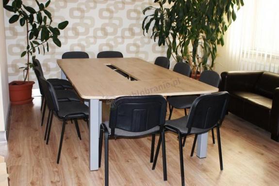 Stół do sali konferencyjnej dla 10 osób Rumba