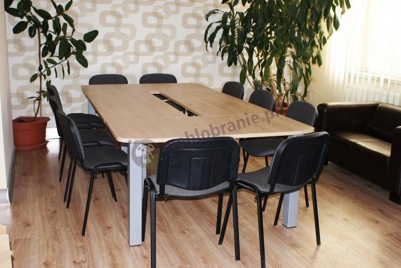 Stół konferencyjny dla 10 osób Rumba