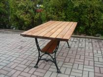 Stół królewski prostokątny