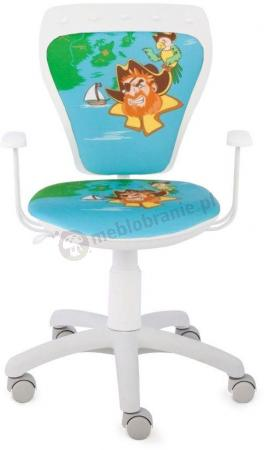 Krzesło obrotowe dla dzieci Ministyle Pirate