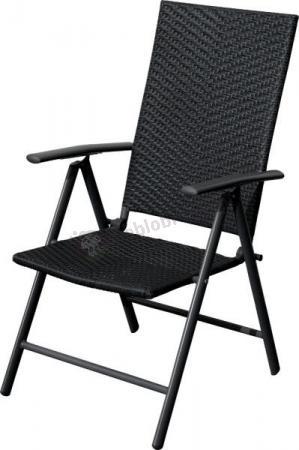 Krzesło Składane Alu 030