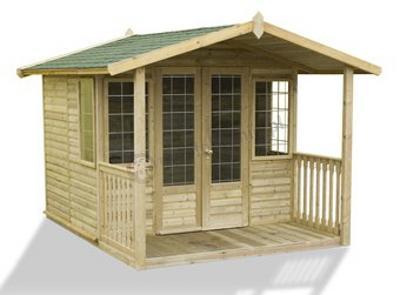 Classic Summerhouse 250x130 z Gontem sklep internetowy