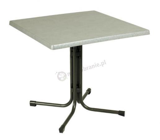"""Stół """"Euro"""" 80x80 Antracyt"""
