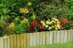 Drewniany Rollborder do ogrodu 6,8 x 22 x 180 Jagram opinie ceny