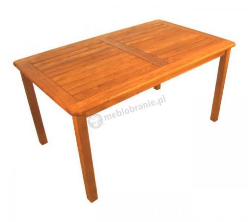 Stół prostokątny 150x90 - MANHATTAN ceny