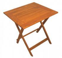 Stół kwadratowy składany 70 - SUN