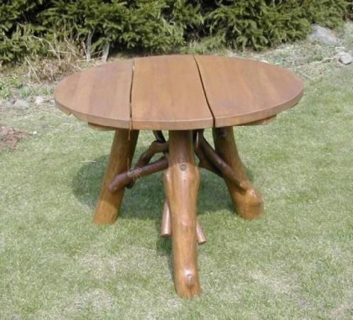 Stół okrągły Ø 80cm