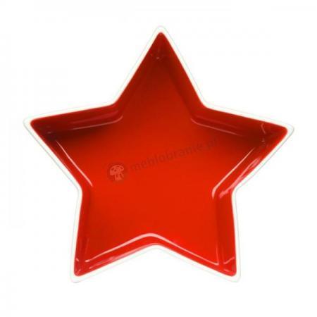 Miska ceramiczna, gwiazda Sagaform Christmas
