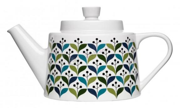 Dzbanek do parzenia herbaty, ceramika, 1,5 l