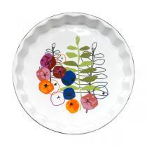 Żaroodporne naczynie okrągłe na tartę, 24 cm Sagaform Season
