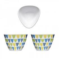 Zestaw 2 misek ceramicznych, 12 x 11,5 x 8,5 cm Sagaform SOS