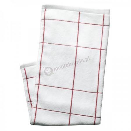 Ręczniki, czerwono-białe (2 szt.) Sagaform Wellness