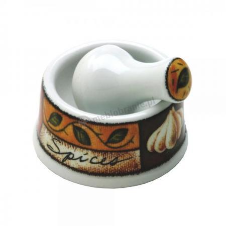 Moździerz ceramiczny