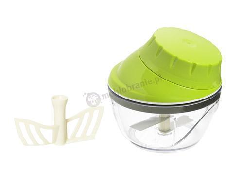 Mini siekacz do warzyw, zielony