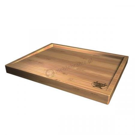 Dwustronna deska bambusowa duża