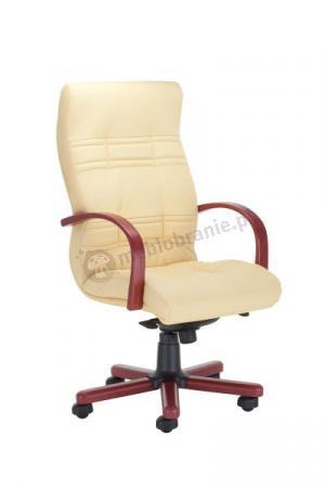 elegancki fotel do biura Ambasador Extra sklep internetowy