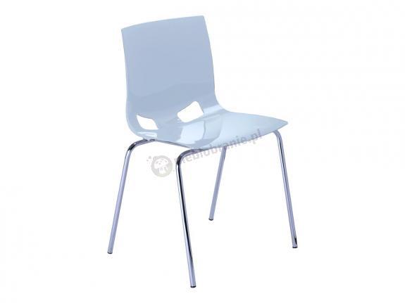 Fondo krzesło do jadalni - Biały