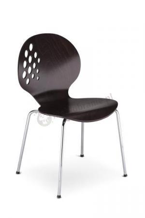 nowoczesne krzesło do kawiarni
