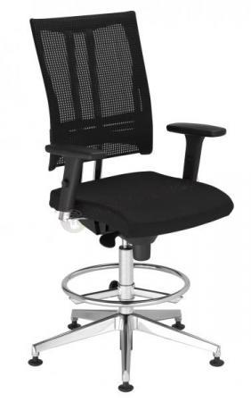 Krzesło obrotowe @-Motion R18K steel33 chrome Ring Base sklep internetowy