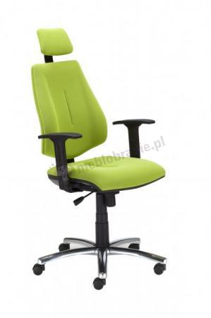 Krzesło obrotowe GEM HR R26s steel 04 chrome sklep internetowy