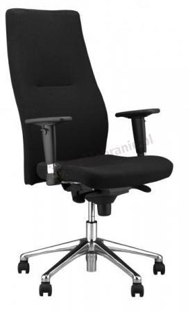 Krzesło obrotowe Orlando HB R16H steel28 chrome sklep internetowy
