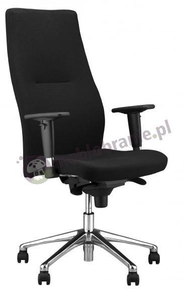 Krzesło obrotowe Orlando HB R16H steel28 chrome