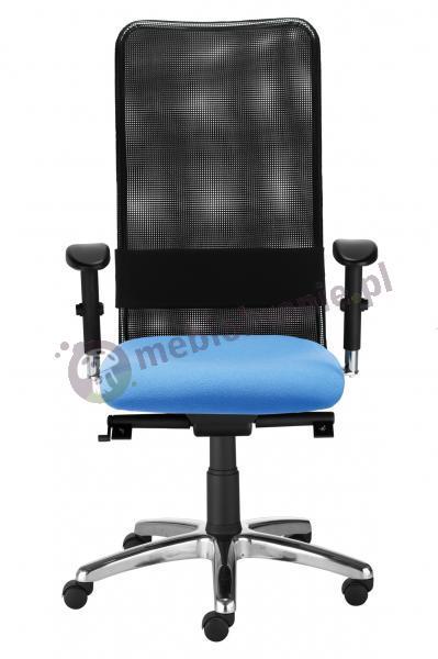 Krzesło obrotowe Montana HB LU R15G steel11 chrome