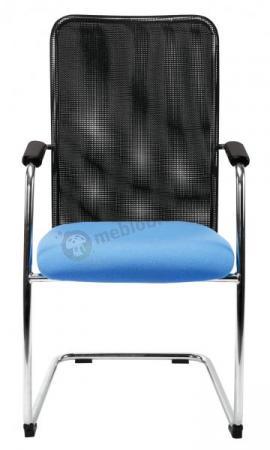 Krzesło biurowe Montana lux cfp chrome opinie cena